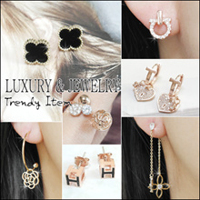 💕 LAURENCO💕 15th  DEC. UPDATE!! / Trendy Luxurious Korean Style Earrings / Ring / Bracelet