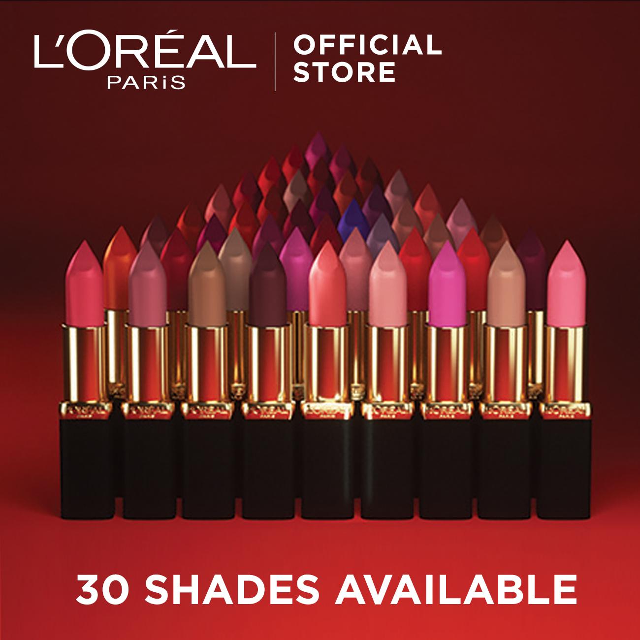 Qoo10 Color Riche Matte Lipstick All Shades Cosmetics