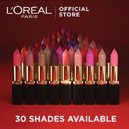 Color Riche Matte Lipstick  - All Shades
