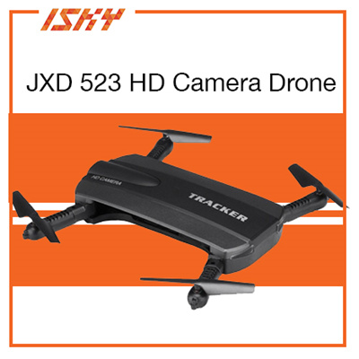 [JXD 523]High Quality Wifi High RC Drones Quadcopter w Camera control  remote Helicopter Drone