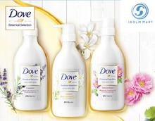 Dove Body Wash Botanical Selection Japan Edition