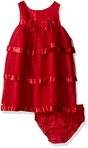 8cc99c8360 Qoo10 - [Shipping from USA]Gymboree Baby Girls Red Tulle Layer Dress ...
