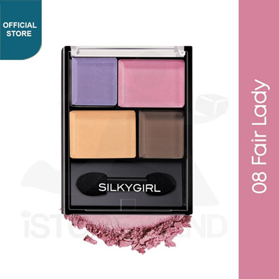 SILKYGIRL Blockbuster Color Palette Fairlady (GE0208-08): 1 sold: Rating: 1: 10.500~: 89.250 63.000
