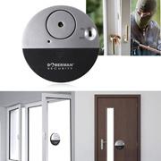 Wireless Sensor Door Window Home Security Entry Burglar Alarm System vibration triggered window alar