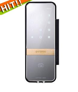 Gateman Shine V Digital Door lock Scan type keys fingerprint One Touch Doorlock Magic Mirror