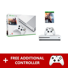 Xbox One S 500GB | 1TB | FREE GAME AND CONTROLLER! | CHEAPEST ON QOO10 | LOCAL 1 YEAR SG WARRANTY