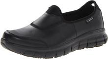 Skechers for Work Women s Sure Track Slip Resistant Shoe