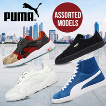 PUMA LIFESTYLE SUEDE SNEAKERS STREET FASHION SHOES SHOE FOOTWEAR ASSORTED MODELS