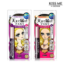 KISS ME HEROINE MAKE MASCARA | LONG  CURL | VOLUME | WATERPROOF | LONG-LASTING