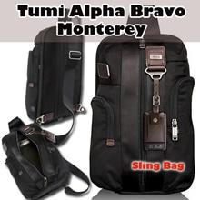 Tumi Alpha Bravo Monterey 22318 Sling Bag