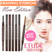 [1+1] [ETUDE HOUSE] Get 2pcs Drawing Eye Brow New/More Longer