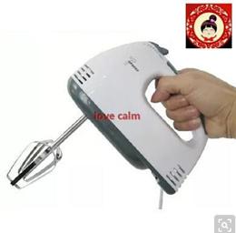 Iron electric mixer handheld household mini electric mixer egg breaker egg beater egg stiring