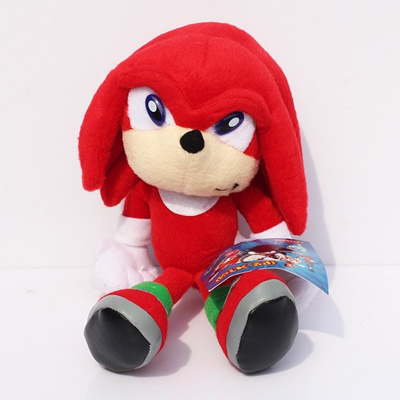9 23cm Sonic Plush Toy Sonic Tails Knuckles the Echidna Soft Stuffed Sonic  Plush Toy Dolls With Ta