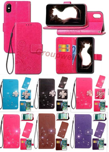 Oppo Reno Realme 3 3 Pro Crystal Lucky Leather Case   23583