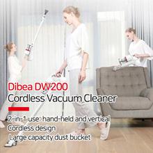 3684b181b87 Free Shipping! Dibea Dibea Wireless Vacuum Cleaner DW200   2019 New version    1.3