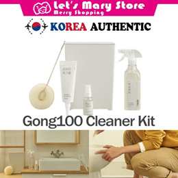 [ Gong100 ] ◆ Gong100 Cleaner Kit ◆ water repellent agent mold remover gel