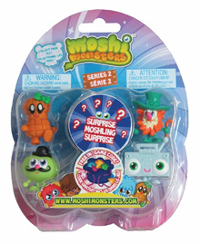 Moshi Monsters Toy - Series 2 (5-Pack)