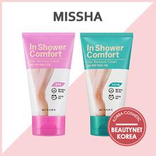 [MISSHA] In Shower Comfort Hair Removal Cream 100g / For Normal Skin / For Sensitive Skin