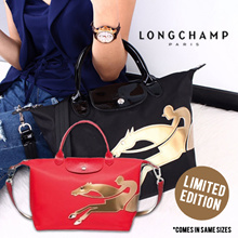 **LongChamp Cavalier**Authentic Unique**Free Gift and Fast Shipping 1-2**Chinese New Year Special**
