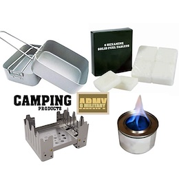 Camping products/ School camping/ Outdoor/ Messtins / stove / solid fuel / camping/ fishing/