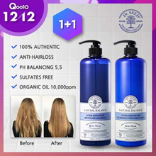 [Dr. SEED] (1+1) PREMIUM shampoo conditioner_1000ml/ANTI-HAIRLASS/PH5.5/SULFATES_FREE