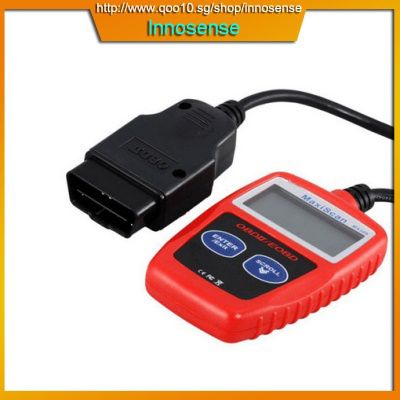 New MS309 OBD2 OBDII Scanner CAN BUS Car Code Reader Data Tester Scan Auto  Diagnostic Scanner Tool F