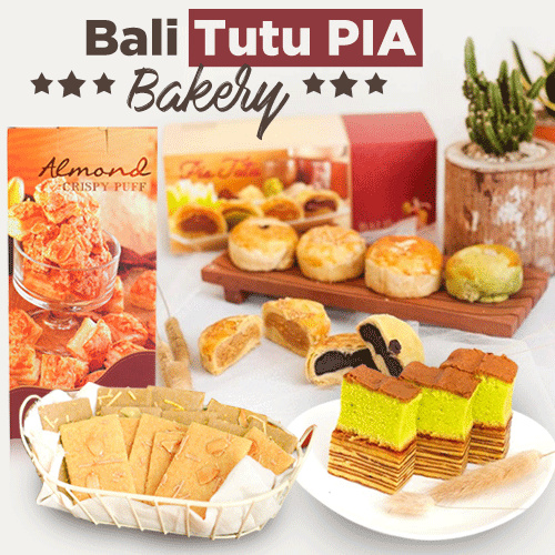 Bali Tutu PIA Bakery – LAPIS BALI Deals for only Rp67.000 instead of Rp67.000