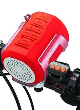 SCOSCHE BMBTCAN BoomBars Portable Bluetooth Speaker with Bike//Stroller Mount