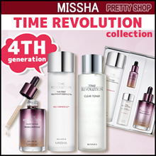★MISSHA★TIME REVOLUTION THE FIRST TREATMENT ESSENCE-INTENSE MOIST/ Night Repair Borabit Ampoule