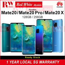 Huawei Mate 20 / 20 Pro /  20 X   - 2 Year Local Huawei Warranty