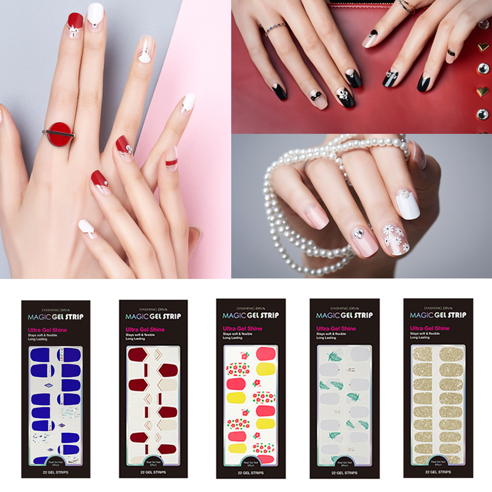 Qoo10 - Gel Nail Patch : Bath & Body
