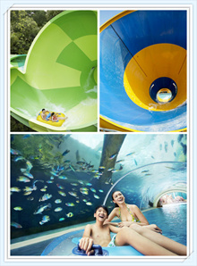 【Adventure Cove Waterpark】Promotion!! ACW Singapore admission e tickets one day pass