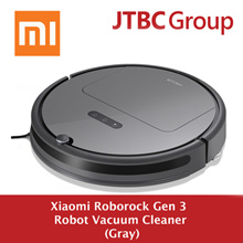 [6 MTHS WTY] XIAOWA Gen 3 Robot Vacuum Cleaner / Gray / 2000Pa Suction / 5200mAh Battery