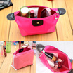 [SAVEMORE] Korea Large Capacity Wide Mini Travel Bag Pouch /Waterproof Cosmetic Toiletry Pouch /Free Shipping !