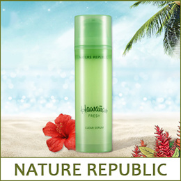 [NATUREREPUBLIC] Hawaiian Fresh Clear Serum 54ml / Essence