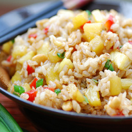 [食福閣 Shi Fu Ge] Pineapple Fried Rice 黄利炒饭
