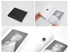BANGTAN BOYS BTS THE WINGS TOUR THE FINAL CONCERT GOODS FACE PHOTO COLLECTION
