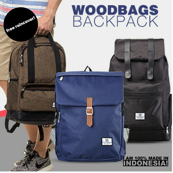 HOT PROMO!!! MENS BACKPACK Deals for only Rp145.000 instead of Rp145.000