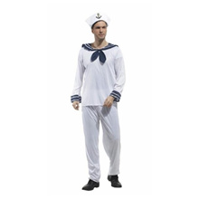 HALLOWEEN COSTUMES SAILOR COSPLAY PARTY