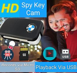 Image result for BMW Car Key Video & Audio Pinhole Camera