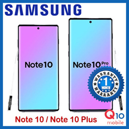 Samsung Note 10 / Note 10 Plus / All colours available / Export set / 1 month warranty