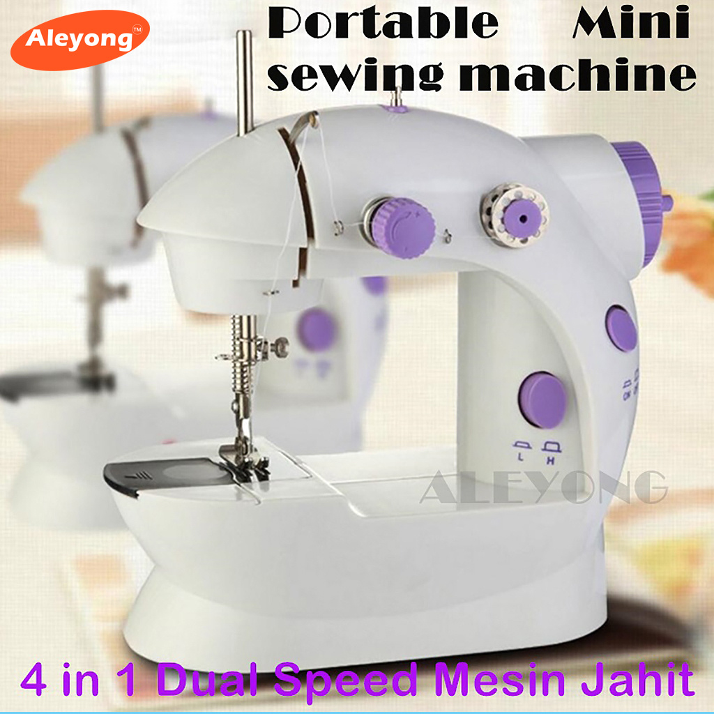 Qoo10 Sewing Machine Furniture Deco Mesin Jahit Hand Portable Fit To Viewer