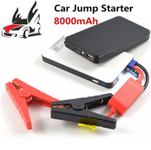 8000mAh Car Jump Starter Mini Emergency Charger Battery Booster Power Bank Jump Starter for Car Came