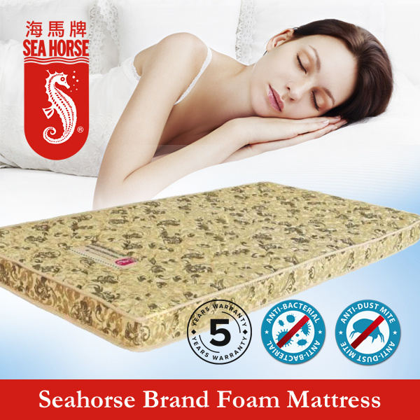 Seahorse Brand Foam Mattress | Single Super Single Size| Deals for only S$99 instead of S$0