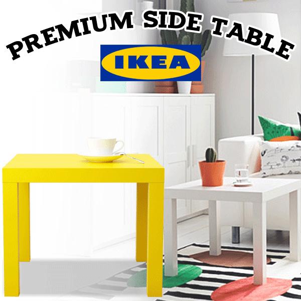 [ Best Seller ] IKEA LACK Meja Samping / Aneka Pilihan Warna Deals for only Rp299.000 instead of Rp299.000