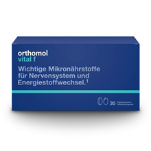 Orthomall Vital F Tablet Type 30 Day Womens