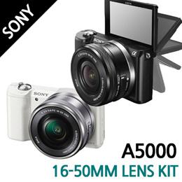 Sony Alpha A5000 Mirrorless digital camera (16-50mm Lens Kit )