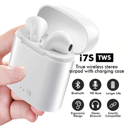 i7s Wireless Bluetooth Earphone Headphone