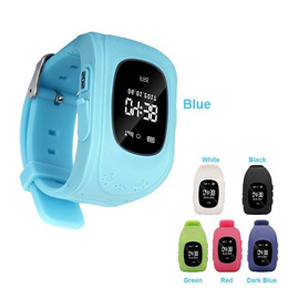 Q50 Kids Smart Watch LBS Location Safe Children Watch Activity Tracker SOS