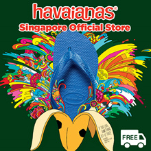 [BEST PRICE $11.90] Ready Stock in Spore Havaianas Top and Slim Collection